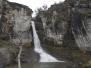 Cascada Chorrillo del Salto y Lago del Desierto