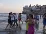 Festival International de Tango de Sitges, dernière Milonga de la Plage, dimanche 27 juillet 2014