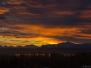Les plus beaux couchers de soleils de notre voyage en Argentine
