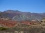 Quebrada de Conchas, ou quand les montagnes se parent de couleurs !