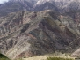 Trajet de Salta jusqu'au petit village de Susques