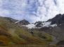Treck jusqu'au Glaciar Marcial