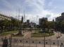 Visite de la Plaza de Mayo